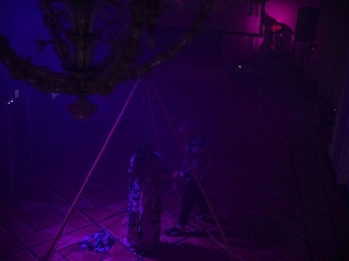 #SHUNGA_SHIBARI w reżyserii JOANNY HAWROT  wieńczy WARSAW GALLERY WEEKEND 2017