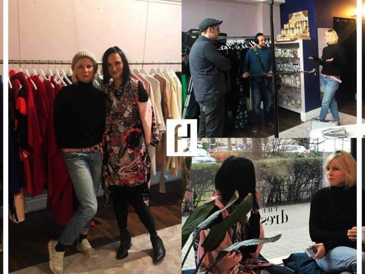 Joanna Hawrot dla TVP Kultura