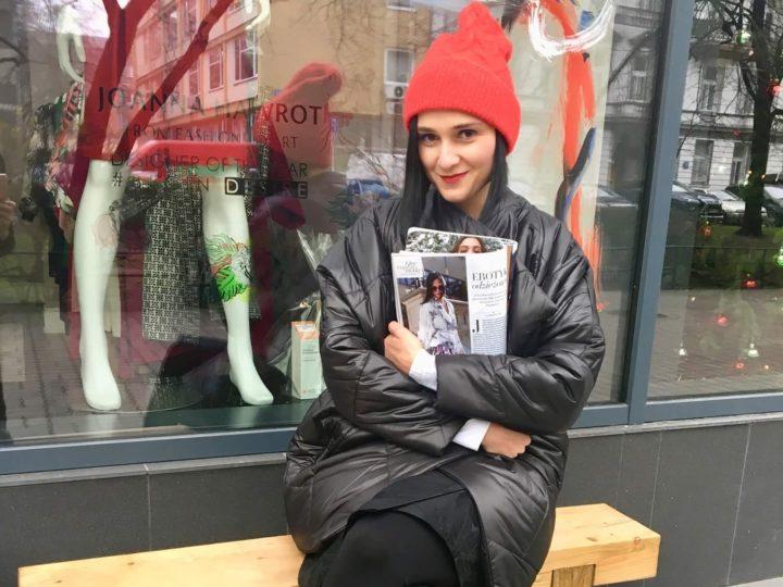 Joanna Hawrot dla Wysokich Obcasów Extra!