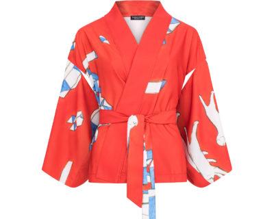 Kimono krótkie MITUSIA KONTRA KRYSZTAŁY