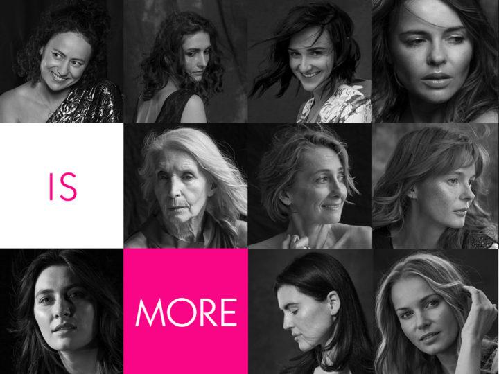 Premiera kampanii społecznej #LESSISMORE. Naturalnie piękne kobiety