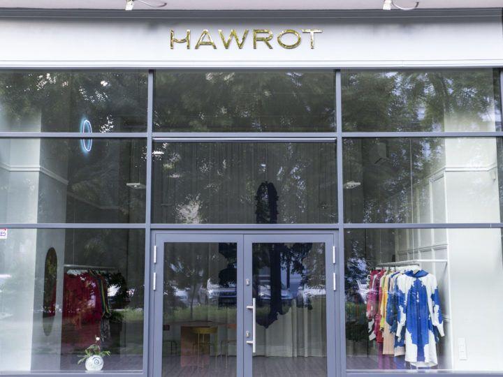 Nowy flagowy butik Hawrot