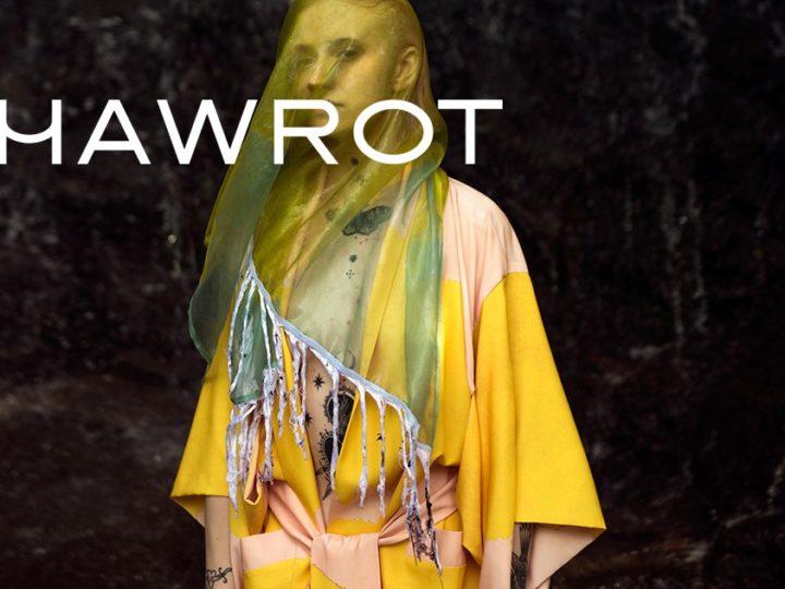 """Test Rorschacha w nowej kolekcji  """"NÓW"""" – HAWROT x Angelika Markul"""