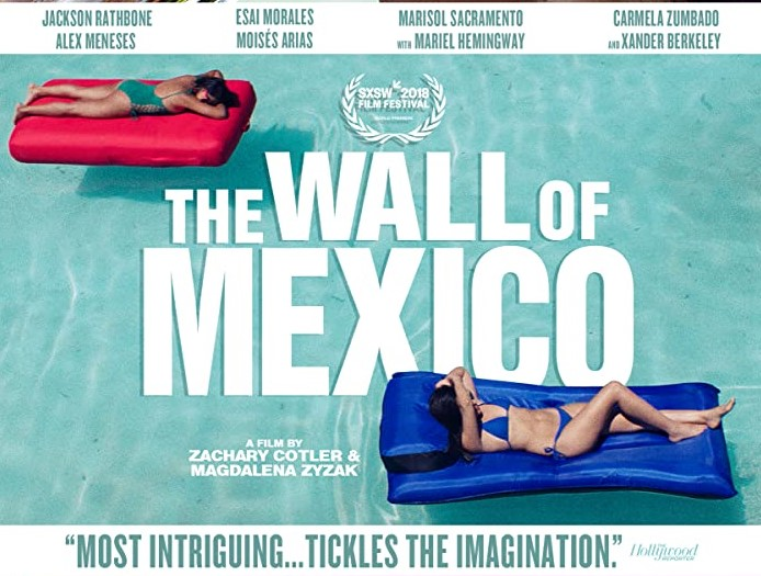 Premiera THE WALL OD MEXICO